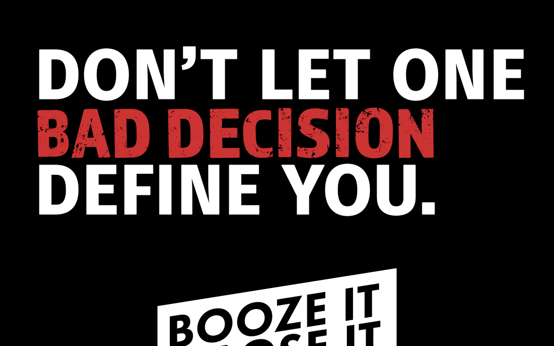 The Tennessee Highway Safety Office has launched theBooze It & Lose Itmedia campaign
